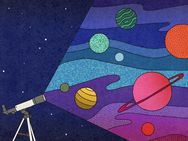 illustrated-galaxy